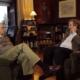 Dr. Peter Fabjan im Gespräch mit Raimund Fellinger