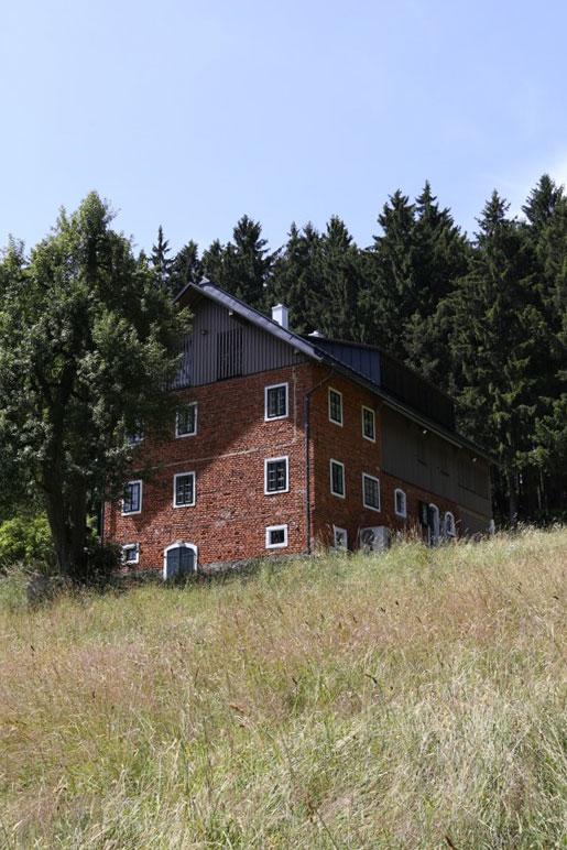 Thomas Bernhard Haus in Ottnang (c) AumayerMedia.at