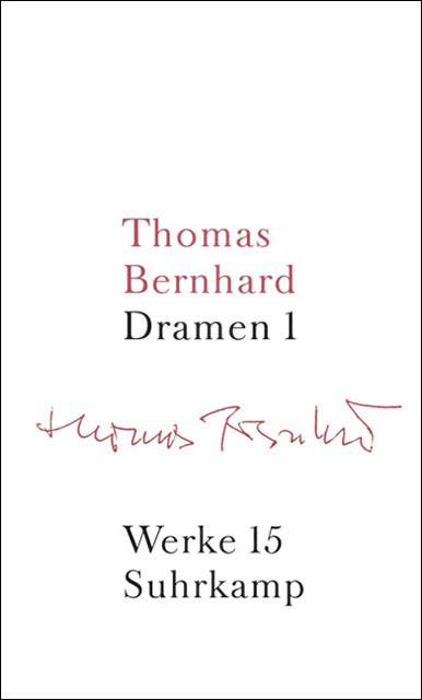 Band 15: Dramen I