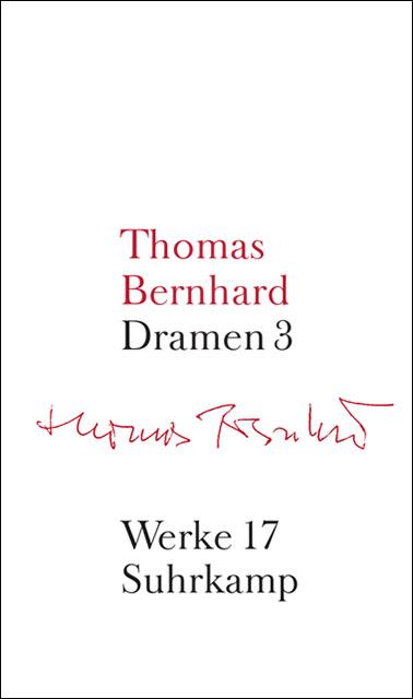 Band 17: Dramen III