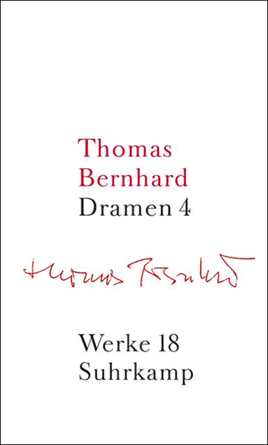 Band 18: Dramen IV