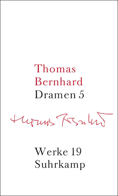 Band 19: Dramen V
